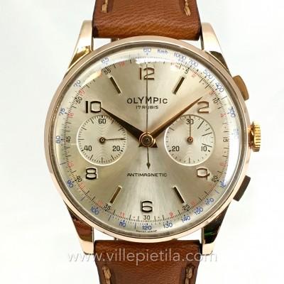 Olympic Chronograph 18K_1