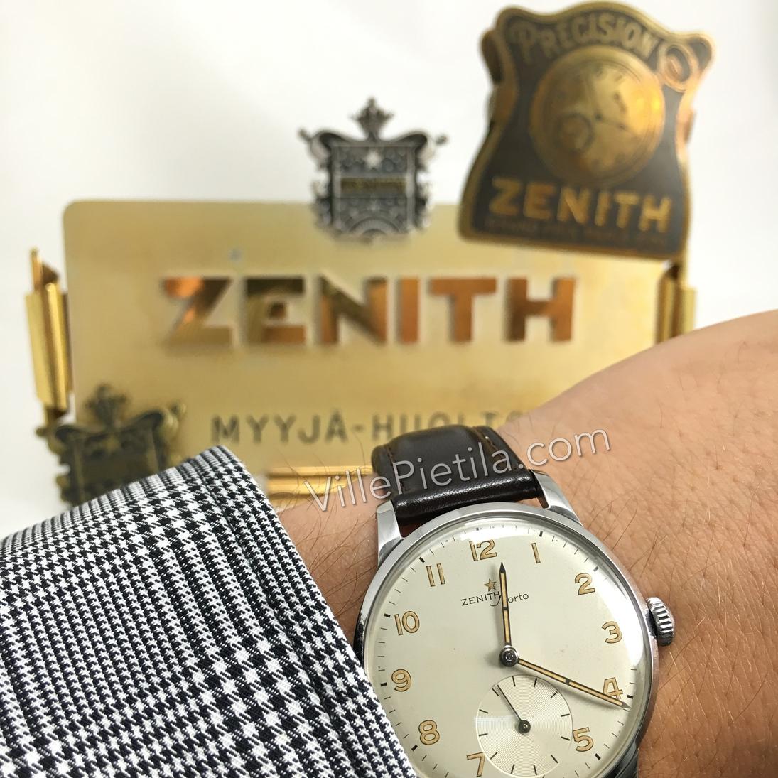 SFN Zenith N.O.P. jätettiin myymättä Hollannin huutokaupassa